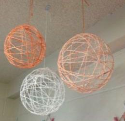 lanterns balloons